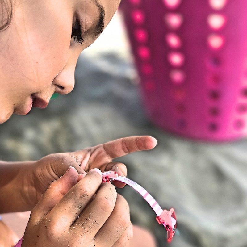 orologi per bambini da portare in spiaggia