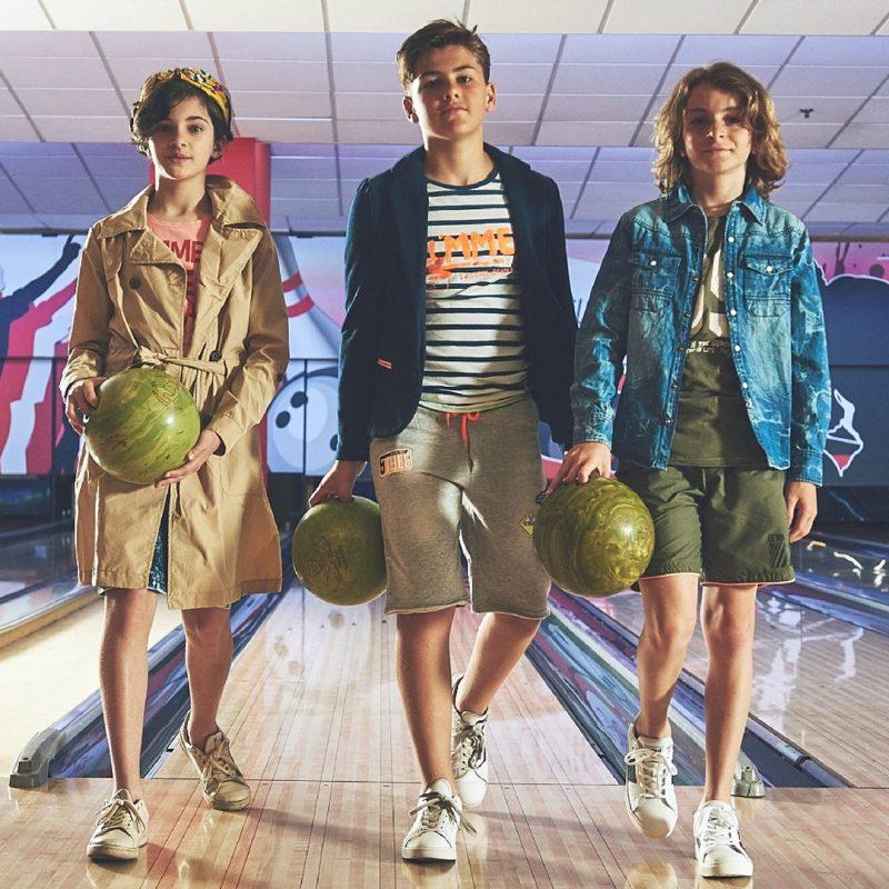 ragazzi e la moda