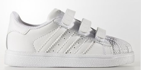 Le scarpe per il rientro a scuola Adidas Superstar