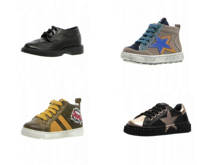 Le scarpe per il rientro a scuola Naturino