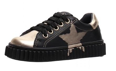 Le scarpe per il rientro a scuola Naturino con stelle