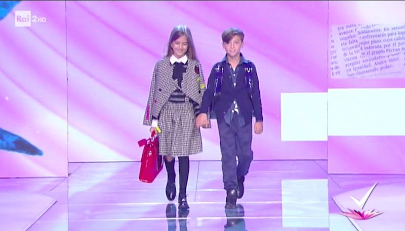 come vestire i bambini per andare a scuola