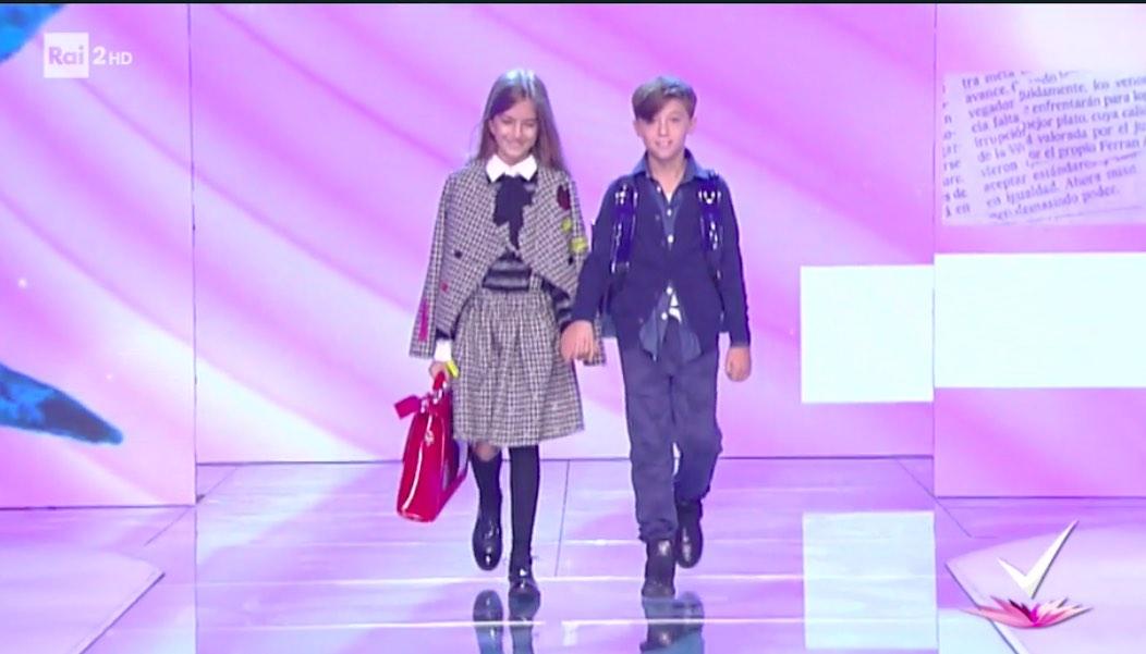 come vestirsi per andare a scuola e i bambini alla moda