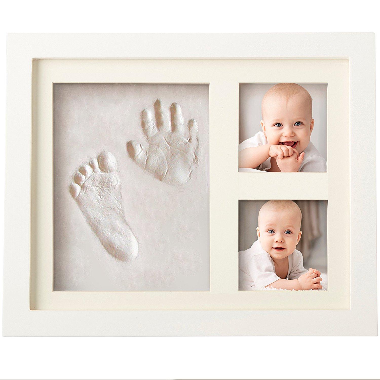 cosa regalare al neonato il calco mani