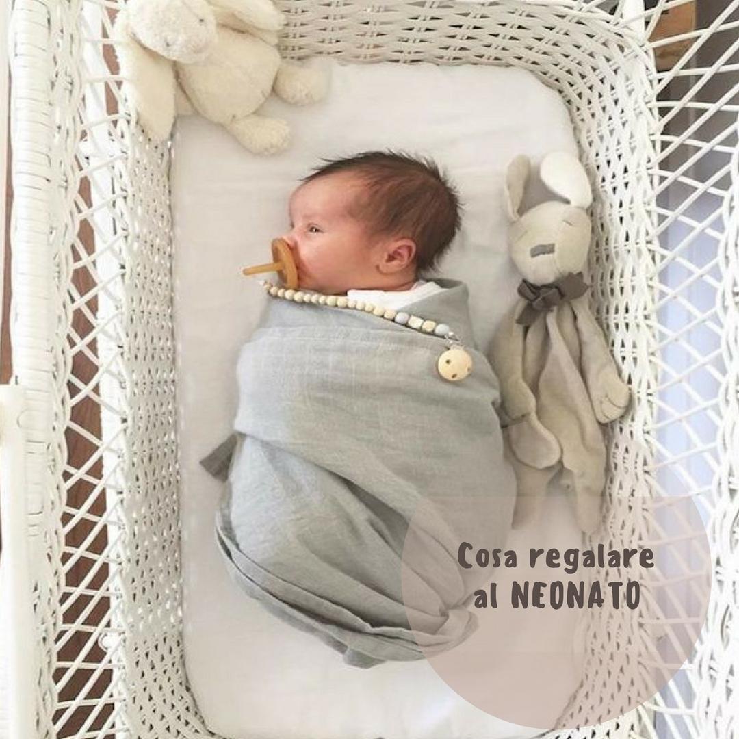 Cosa regalare al neonato tra regali classici e nuove tendenze for Regali per