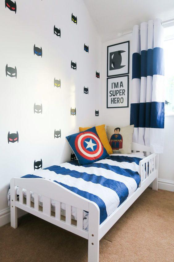 Idee per come arredare le camerette dei bambini a tema - Metodi per far dormire i bambini nel loro letto ...