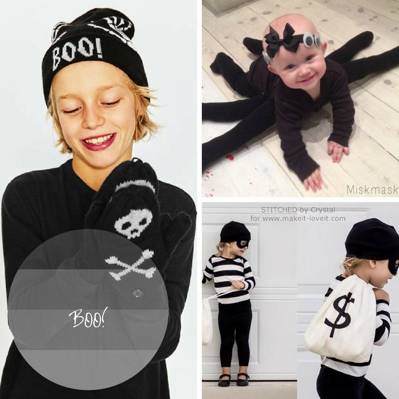 Costumi di Halloween per bambini fai da te in casa e6f20f718cfa