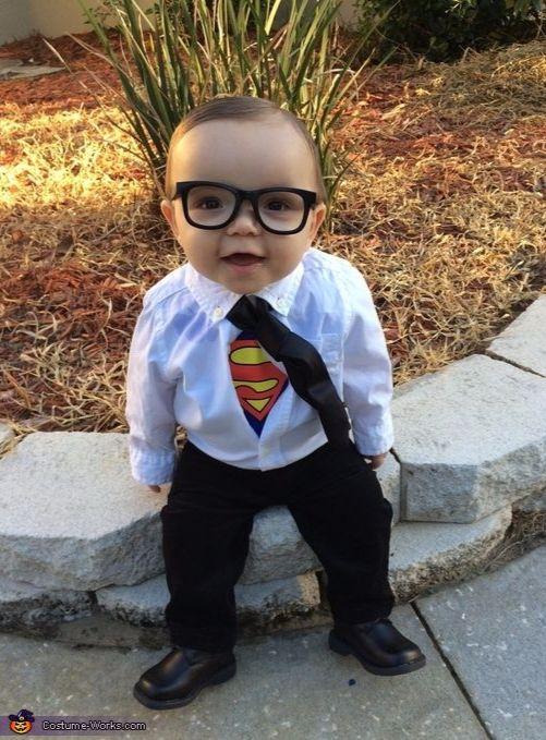 Maschere di Halloween bambini fai da te Superman