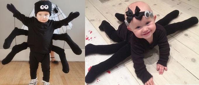 Amato Costumi di Halloween per bambini fai da te in casa RE69