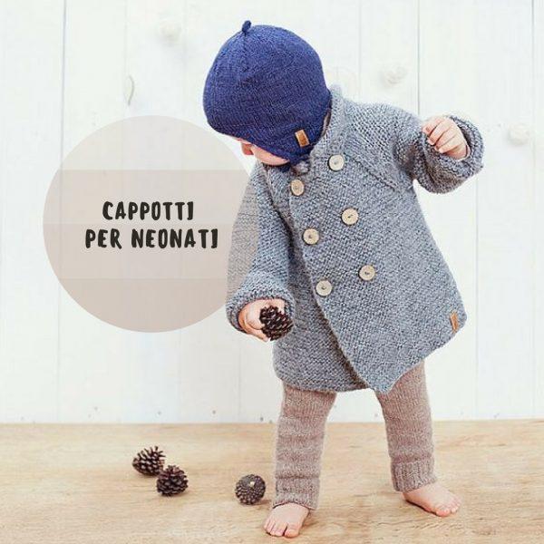 come scegliere il cappotto per il neonato