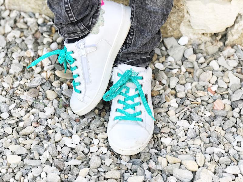 sneakers con felpa