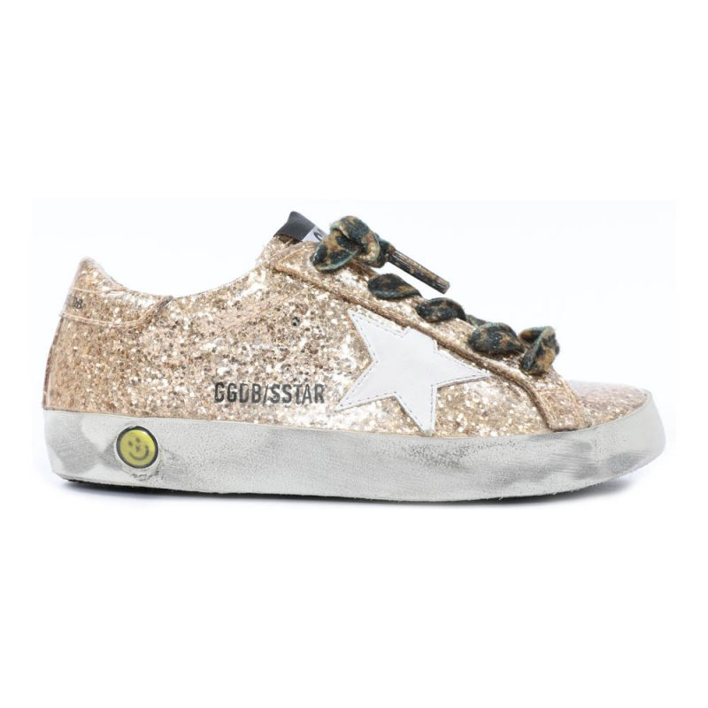 golden goose gold and star
