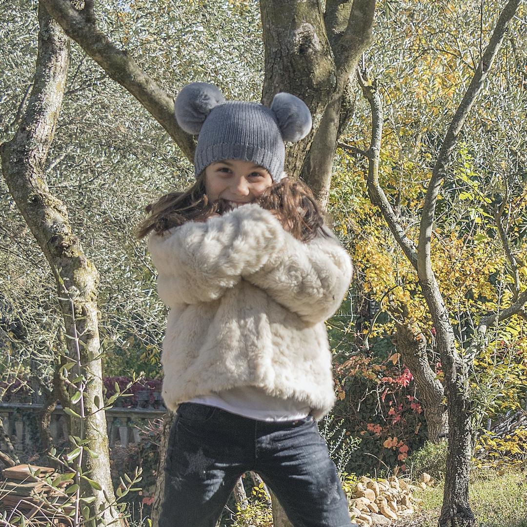 cappelli di lana per bambini