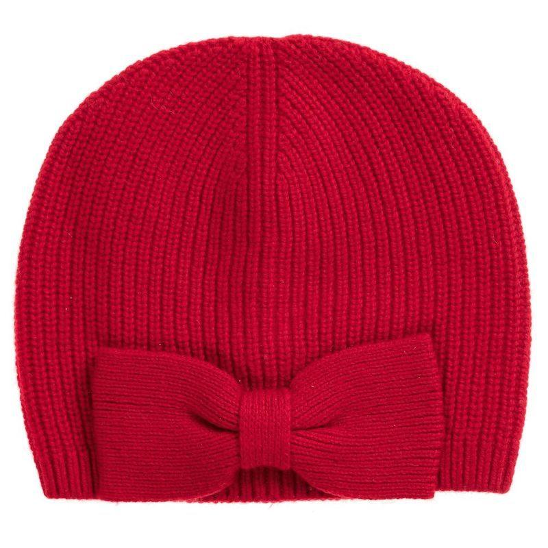 cappelli per bambini fiocco rosso