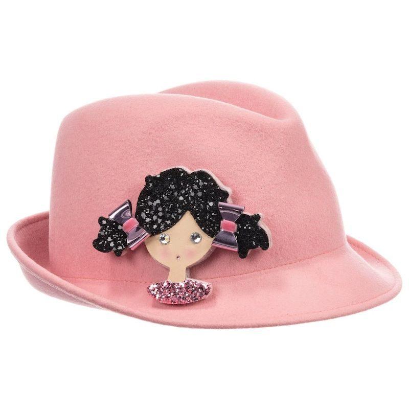 cappelli per bambini inverno 2018 bimba