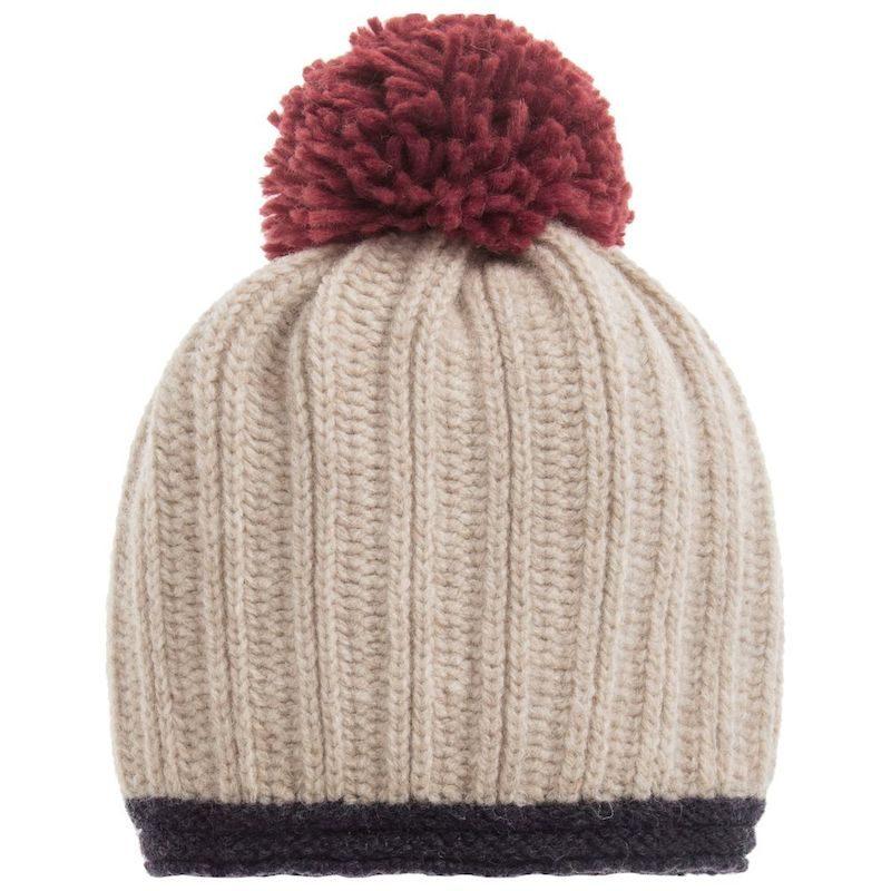 cappelli per bambini inverno 2018 pompon lana
