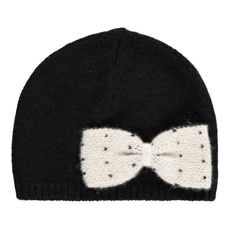 cappelli per bambini inverno 2018 fiocco