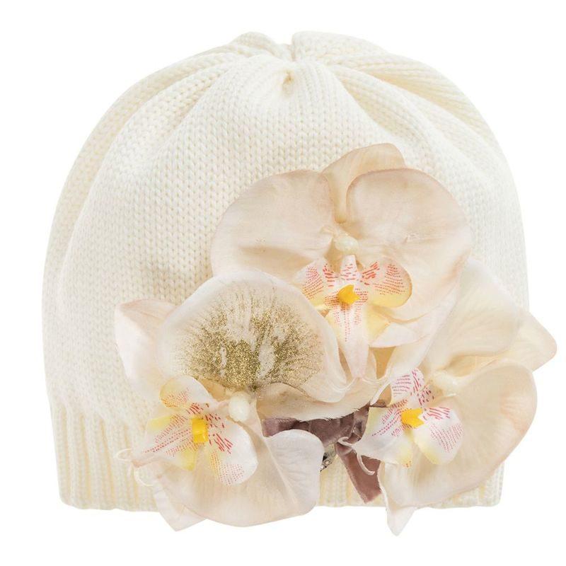 cappelli per bambini fiori