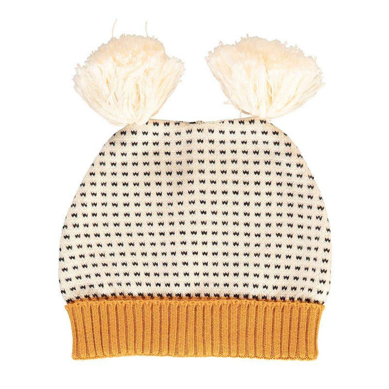 cappelli per bambini inverno 2018 nappine