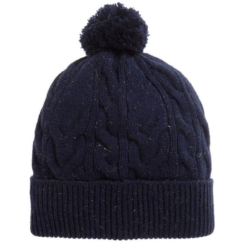cappelli per bambini treccia blu
