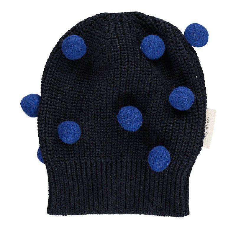 cappelli per bambini con pompon