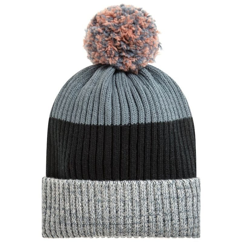 cappelli per bambini inverno 2018 grigio righe