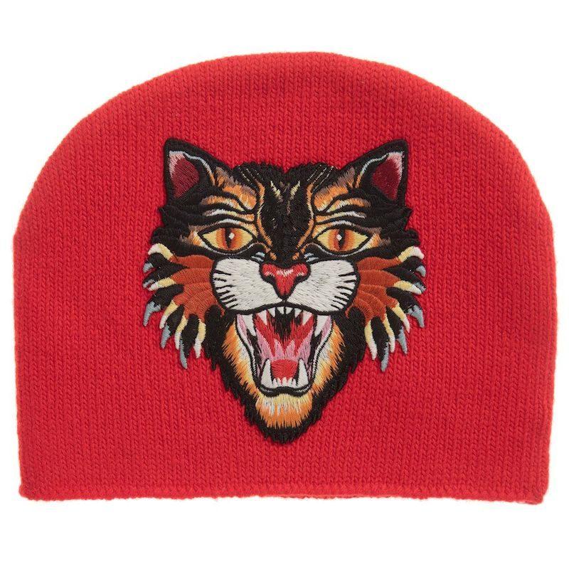 cappelli per bambini inverno 2018 tigre