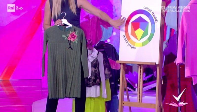 i colori nella moda dei bambini