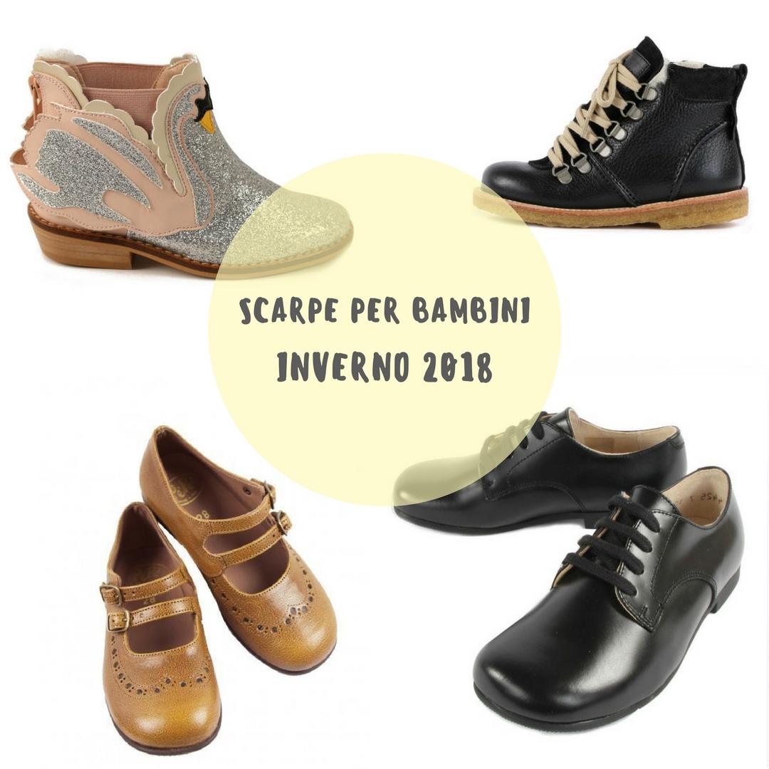 scarpe bambini inverno