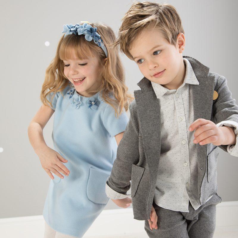 Nanan regali bambino e bambina