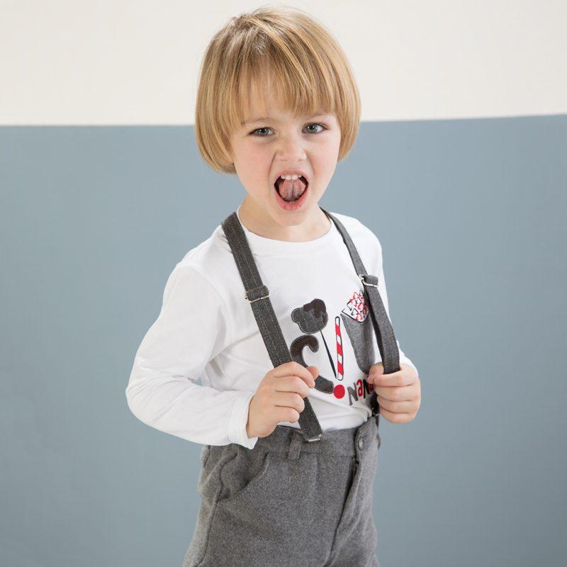 forma elegante gamma completa di specifiche grande varietà Come vestire i bambini a Capodanno e i look per maschi e femmine