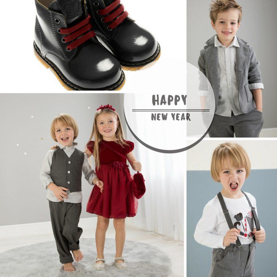 come vestire i bambini a capodanno