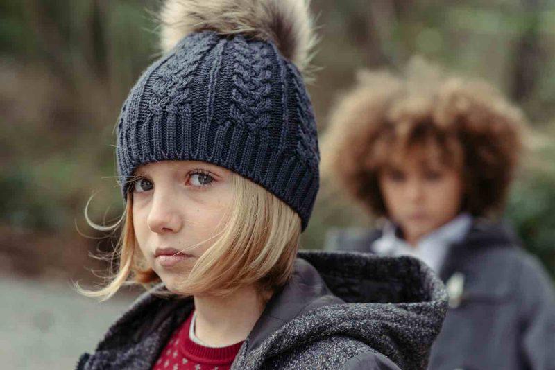 come vestire i bambini in inverno