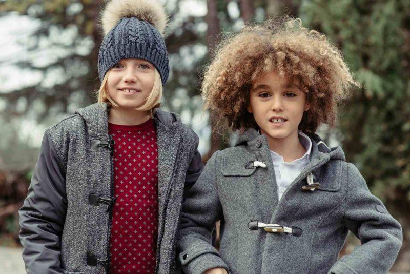 come vestire i bambini in inverno per una festa 2