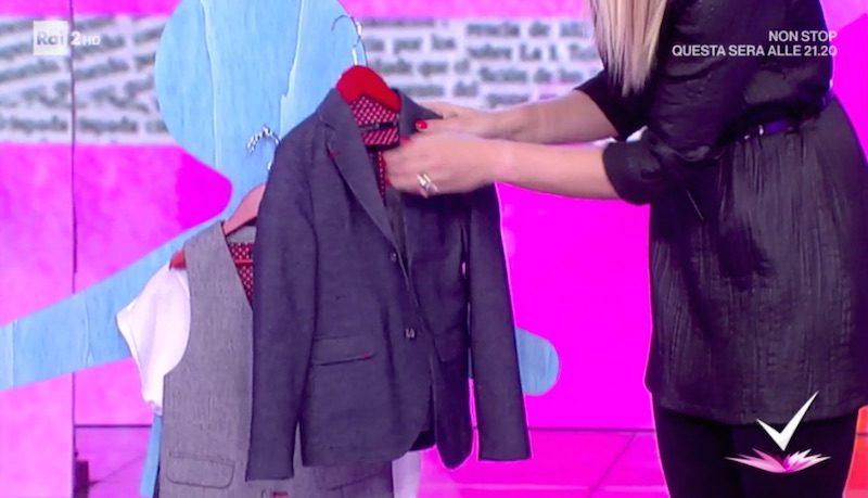 giacca per bambino per compleanno