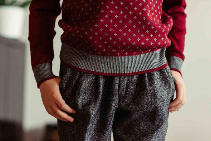 vestire i bambin in inverno