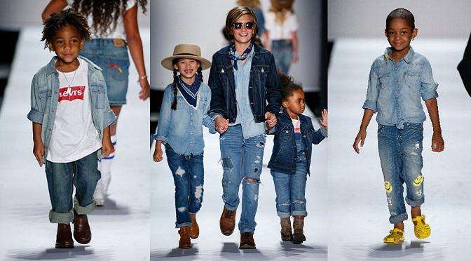 Levis kids ai saldi per bambini