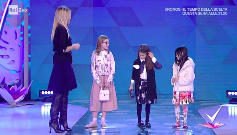 Cerimonia di inverno come vestire i bambini