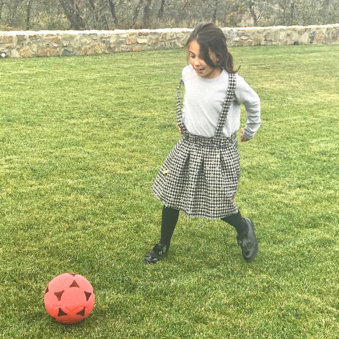 Gaialuna e una moda bambina