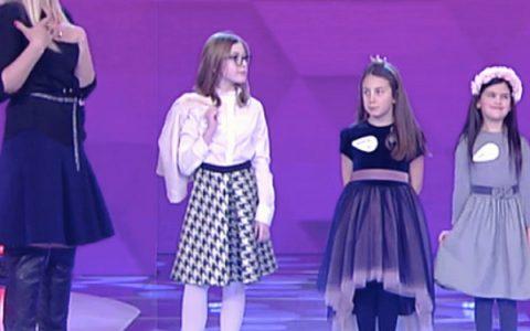 La cerimonia d'inverno e come vestire i bambini