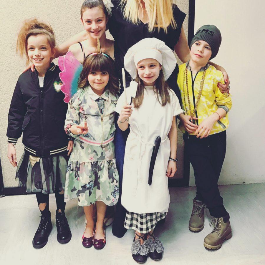 come vestire i bambini a Carnevale