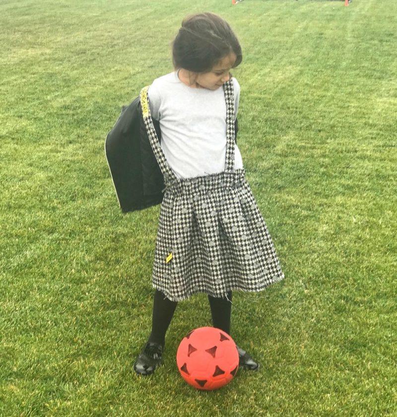 la moda bambina facile