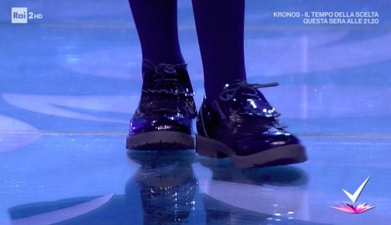scarpe per cerimonia bambine