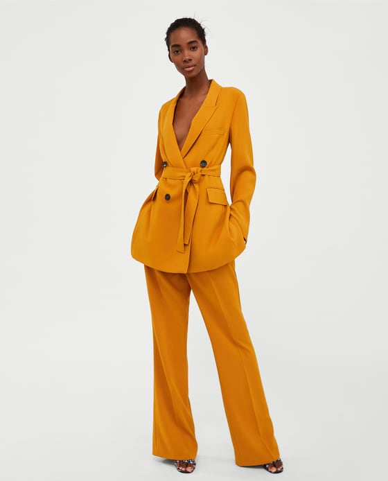 Tailleur pantalone Zara per Cresima