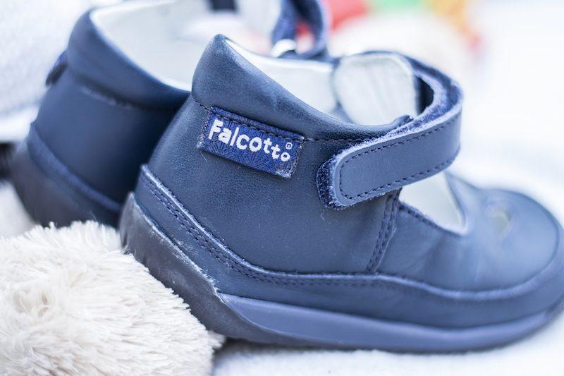 online store 75806 025b5 Falcotto e le scarpe primi passi adatte anche alle Cerimonie