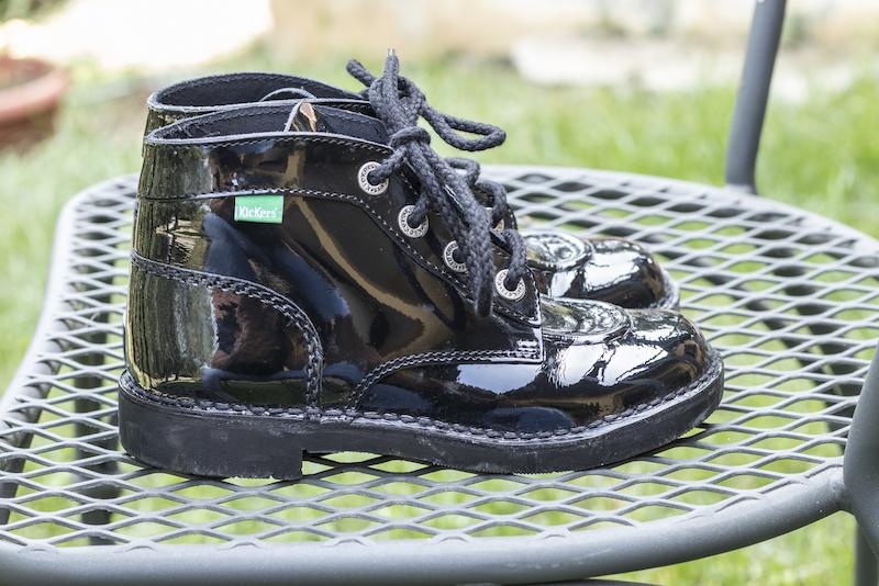 Scarpe stile Kickers per un ritorno di stile Scarpe nella moda bambino cc156f