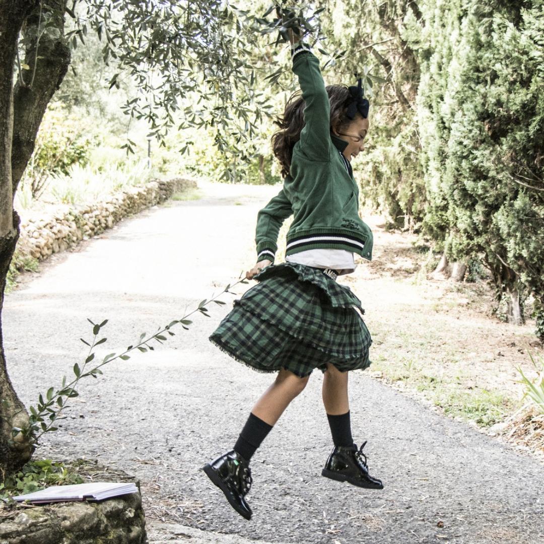 online store 16885 f11bd Scarpe Kickers per un ritorno di stile nella moda bambino