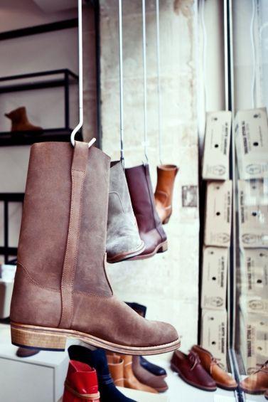 Guantity limitata anteprima di Acquista i più venduti Stivaletti texani anni '80 un revival attesissimo per scarpe ...