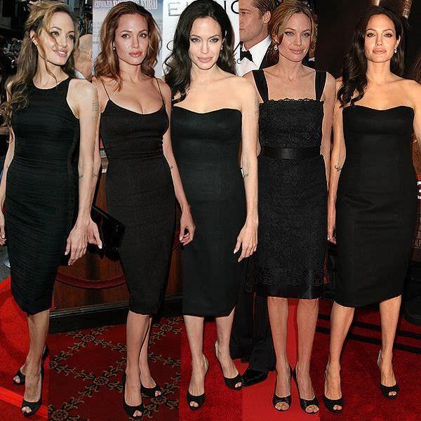 Risultati immagini per il vestito nero di chanel
