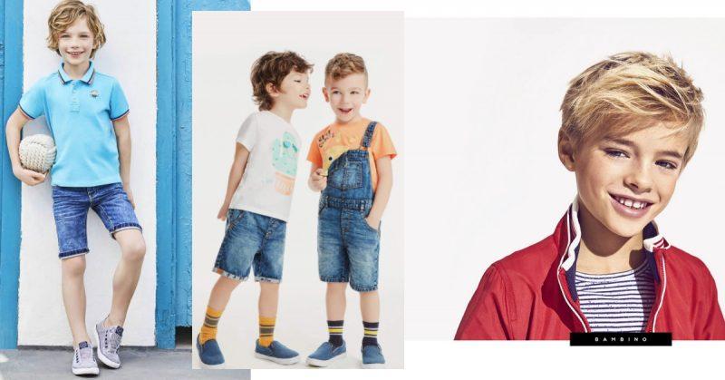 buy online e2e54 00990 Abbigliamento bambino estate 2019: i trend imperdibili